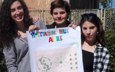 """Intervista con Le prof.sse Alessandra Benadusi e Valeria Guidotti dell'IIS """"Leonardo Da Vinci"""""""