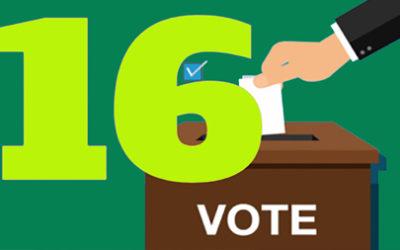 Votare a 16 anni: sì o no?